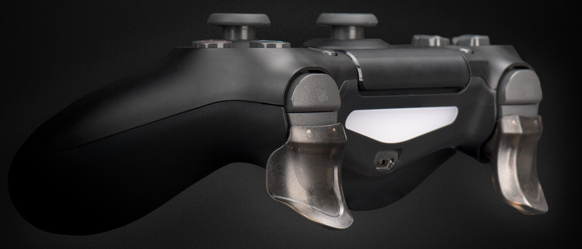 Ergonomic Trigger For Ps4 174 Controller Core X Gaming